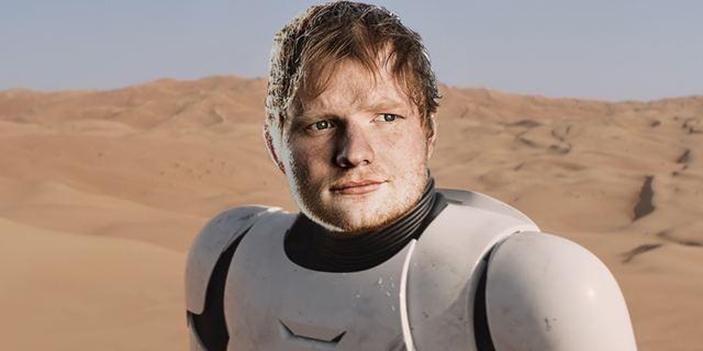 """""""Star Wars 9"""": Darum ist der Auftritt von Ed Sheeran komplett egal"""
