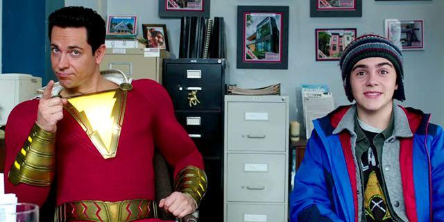 """Neuer """"Shazam!""""-Trailer: Ein DC-Film wie """"Big"""" auf Steroiden"""