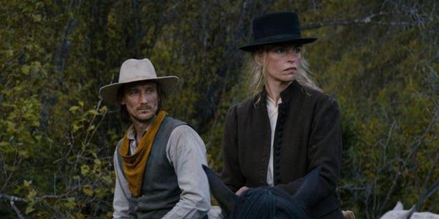 Ein Western aus Deutschland mit Nina Hoss in der Hauptrolle: Die TV-Tipps für Montag, 13. November 2017