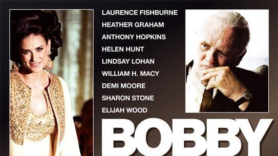Bobby-Premiere: Multitaskingwunder Christian Slater