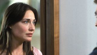 """Claire Forlani und Peter Mooney in """"Camelot"""""""