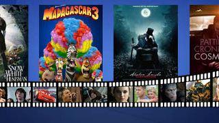 Das FILMSTARTS-Trailer-O-Meter- KW 12/2012