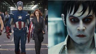 """US-Charts: """"The Avengers"""" stellt """"Dark Shadows"""" locker in den Schatten und knackt die Milliarde"""