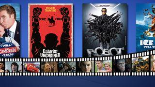 Das FILMSTARTS-Trailer-O-Meter - KW 24/2012
