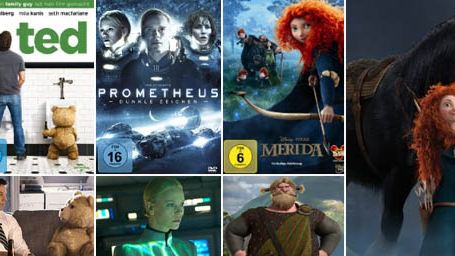 Die FILMSTARTS-DVD-Tipps (2. bis 8. Dezember)
