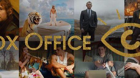 Die 50 erfolgreichsten Filme 2012 in Deutschland und den USA