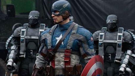 """""""Captain America 2"""": Drehbeginn, Details zu Robert Redfords Rolle und erstes Bild von Chris Evans"""