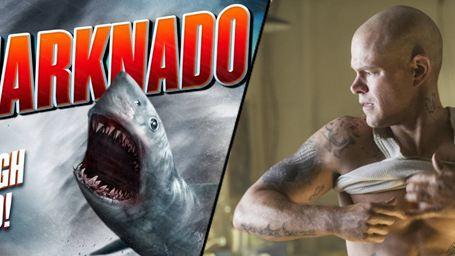 """""""Sharknado""""-Star Ian Ziering: Matt Damon will Cameo-Auftritt in """"Sharknado 2"""""""