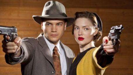"Bleihaltiger Teaser zur Mini-Serie ""Bonnie and Clyde: Dead and Alive"" um das legendäre Gangster-Pärchen"