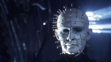 """Erfinder Clive Barker und """"Pinhead"""" Doug Bradley machen das Remake ihres Horror-Klassikers """"Hellraiser"""" selbst"""
