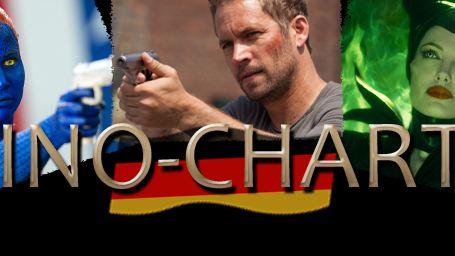 Kinocharts Deutschland: Die Top 10 des Wochenendes (5. bis 8. Juni 2014)