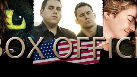 Kinocharts USA: Die Top 10 des Wochenendes (13. bis 15. Juni 2014)