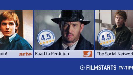 Die FILMSTARTS-TV-Tipps (25. bis 31. Juli 2014)