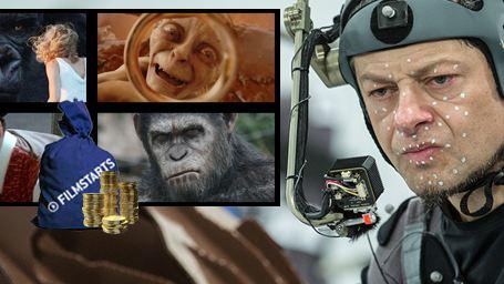 Die 10 erfolgreichsten Filme mit Andy Serkis