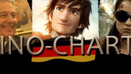 Kinocharts Deutschland: Die Top 10 des Wochenendes (24. bis 27. Juli 2014)
