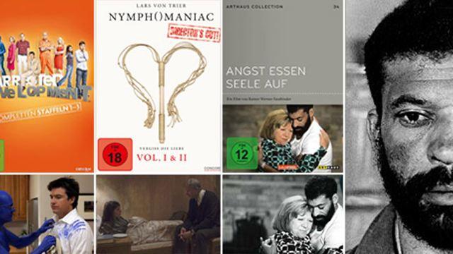 Die FILMSTARTS-DVD-Tipps (16. bis 22. November 2014)