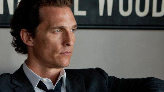 """""""Born to Run"""" und """"Gold"""": Zwei neue Projekte für Oscarpreisträger Matthew McConaughey"""