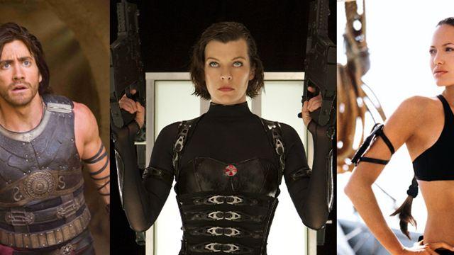 """Jetzt mit """"Tomb Raider"""": 71 Videospielverfilmungen gerankt – von der schlechtesten bis zur besten!"""