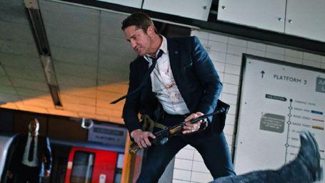 """""""London Has Fallen"""": Neuer Trailer zum Actioner mit Gerard Butler und Morgan Freeman"""