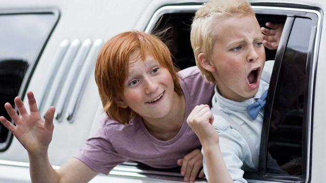 """Trailerpremiere zur Buchverfilmung """"Der Junge mit den Goldhosen"""""""