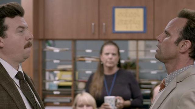 """Bis einer heult: Neuer Trailer zur HBO-Serie """"Vice Principals"""" mit Danny McBride und Walton Goggins"""