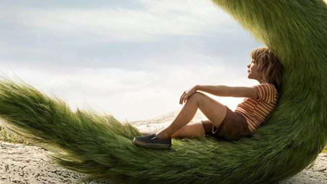 """""""Elliott, der Drache"""": Poster und Trailer-Vorschau zu Disneys neuem """"Schmunzelmonster"""""""