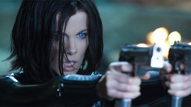 "Erster Trailer zu ""Underworld 5: Blood Wars"" mit Kate Beckinsale und Theo James"