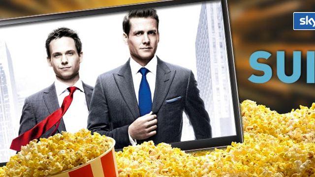 "Unser Sky-Serien-Highlight im März: ""Suits"""