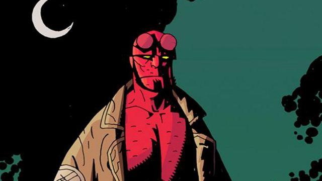 """""""Hellboy"""": Erste Bilder von David Harbour als Höllenjunge"""