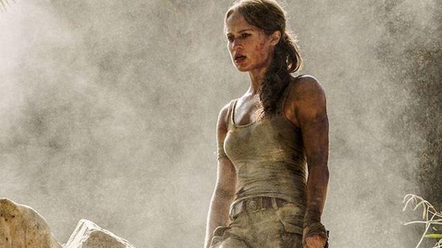 """""""Tomb Raider"""": Erster Trailer zum Reboot mit Alicia Vikander"""