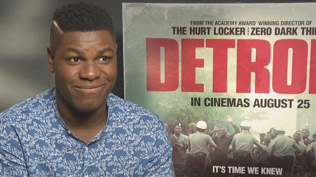 """Kathryn Bigelows """"Detroit"""": Das FILMSTARTS-Interview mit John Boyega und Will Poulter"""