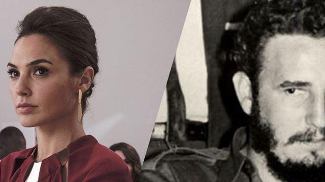 """Gal Gadot in Fidel-Castro-Film: """"Wonder Woman""""-Star macht """"My Dearest Fidel"""""""