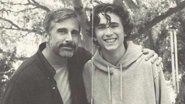 "Ganz große Oscarhoffnung: Erster Trailer zu ""Beautiful Boy"" mit Steve Carell und Timothée Chalamet"