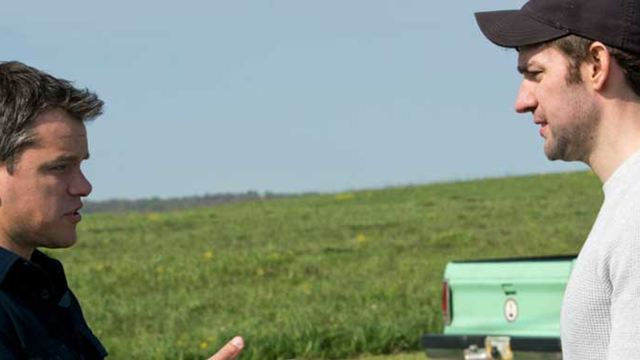 "Matt Damon und ""A Quiet Place""-Regisseur John Krasinski planen das Biopic ""The King Of Oil"""