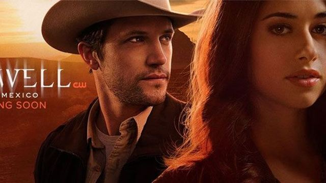 """Erster Trailer zum """"Roswell""""-Reboot """"Roswell, New Mexico"""""""