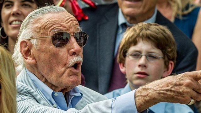 Die Seite gewechselt: Marvel-Legende Stan Lee hat Cameo in einem DC-Film