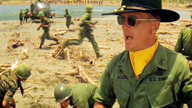 """Ausgerechnet bei einem Treffen mit Veteranen: Donald Trump erzählt Quatsch über """"Apocalypse Now"""""""