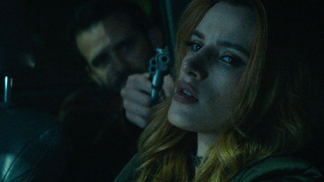 """Im deutschen Trailer zu """"Ride"""" wird eine Taxifahrt für Bella Thorne zum Horrortrip"""