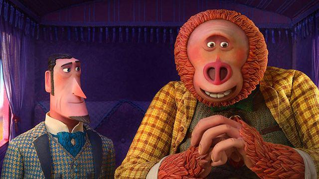 """""""Mister Link"""": Erster deutscher Trailer zum neuen Animationsfilm der """"Kubo""""-Macher"""