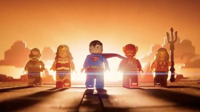 """Justice League"", ""The Batman"", ""Aquaman"": So verarscht sich Warner in ""The Lego Movie 2"" selbst"