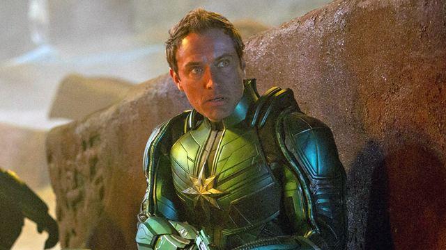 """""""Captain Marvel""""-Enthüllung: Diese Rolle spielt Jude Law im Film – Achtung, Spoiler!"""