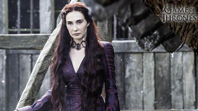 """Melisandre in der 8. Staffel """"Game Of Thrones"""": Mit einer Sklavenarmee zurück nach Westeros?"""