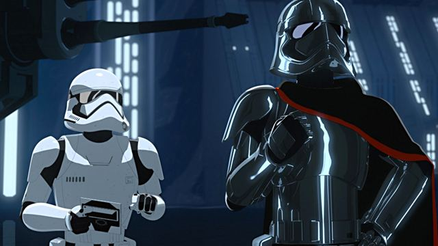 "Die neue ""Star Wars""-Serie kommt endlich ins Free-TV!"