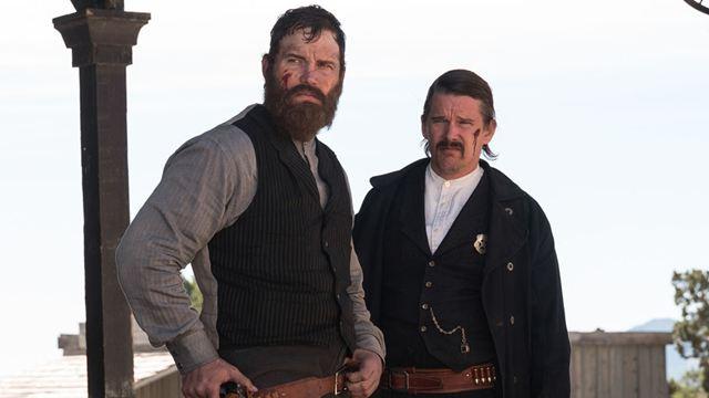 """Star-Lord mit Vollbart: Trailer zum Western """"The Kid"""" mit Chris Pratt und Ethan Hawke"""