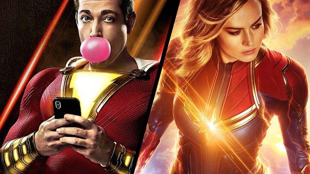 """Erneuter Seitenhieb gegen """"Captain Marvel"""": """"Shazam!""""-Regisseur David F. Sandberg schlägt wieder zu!"""
