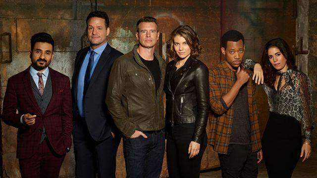 """Mit Maggie aus """"The Walking Dead"""": So seht ihr die Agenten-Serie """"Whiskey Cavalier"""""""