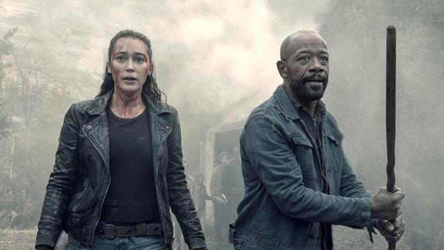 """Das nächste große """"Walking Dead""""-Crossover im Trailer zur 5. Staffel """"Fear The Walking Dead"""""""