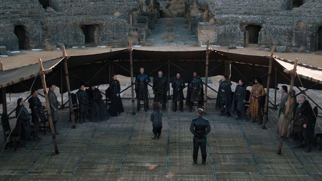 """""""Game Of Thrones"""": Wer waren all die Leute in der Drachengruben-Szene in Folge 6 von Staffel 8?"""