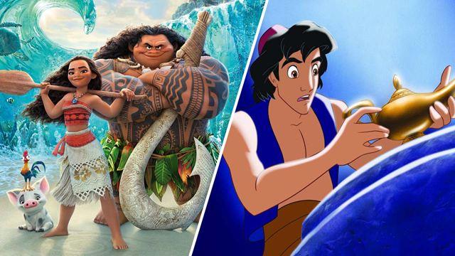 """So viel """"Aladdin"""" steckt in """"Vaiana"""": Diese Anspielungen sind im Disney-Film versteckt"""