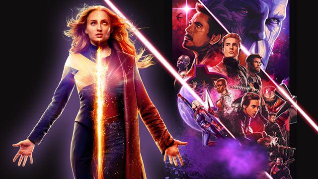 """Darum ist """"Avengers 4: Endgame"""" so viel besser als """"X-Men: Dark Phoenix"""""""